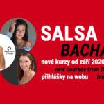 new salsa bachata courses september 2020